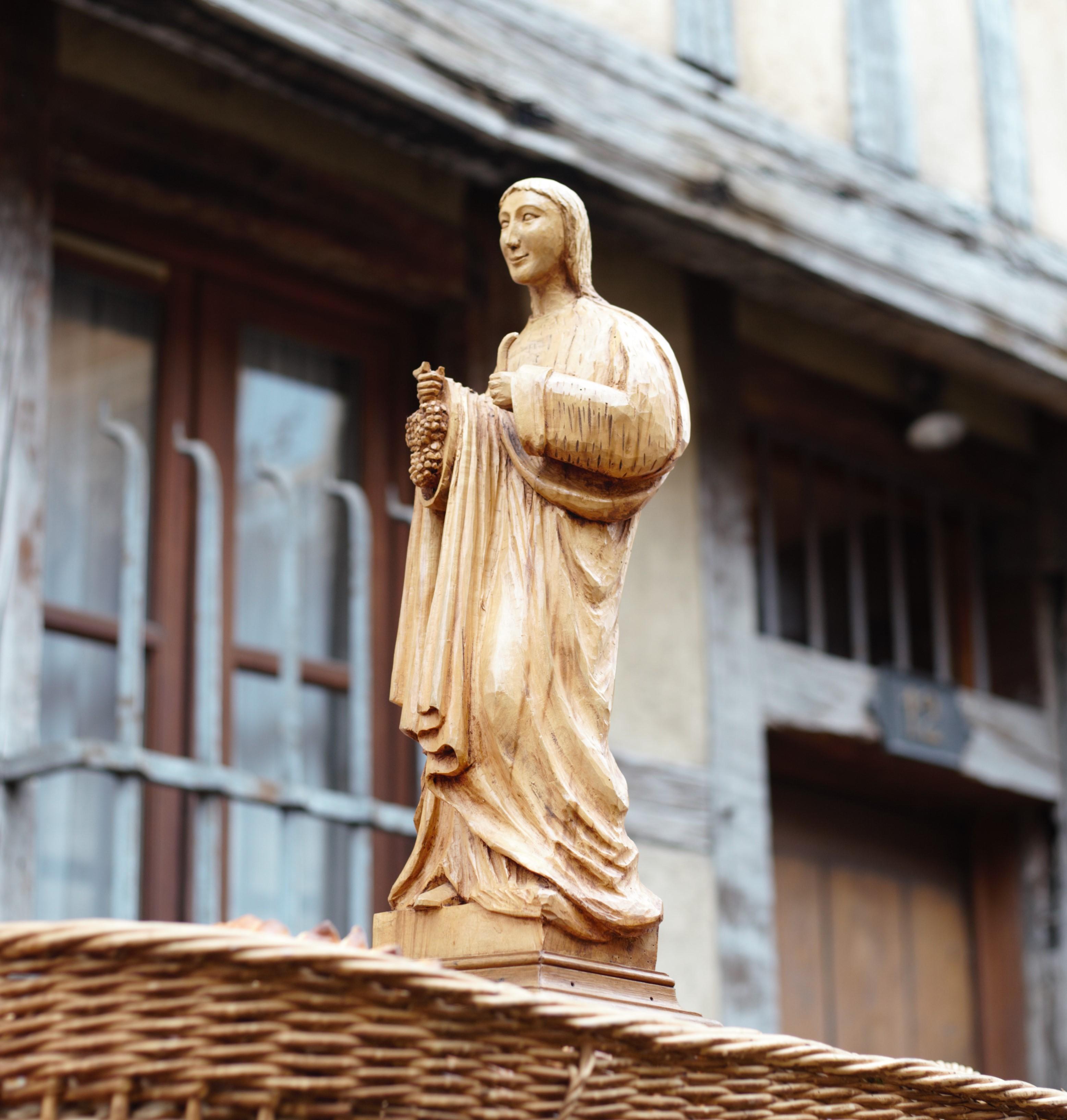 Saint Vincent, saint patron des vignerons