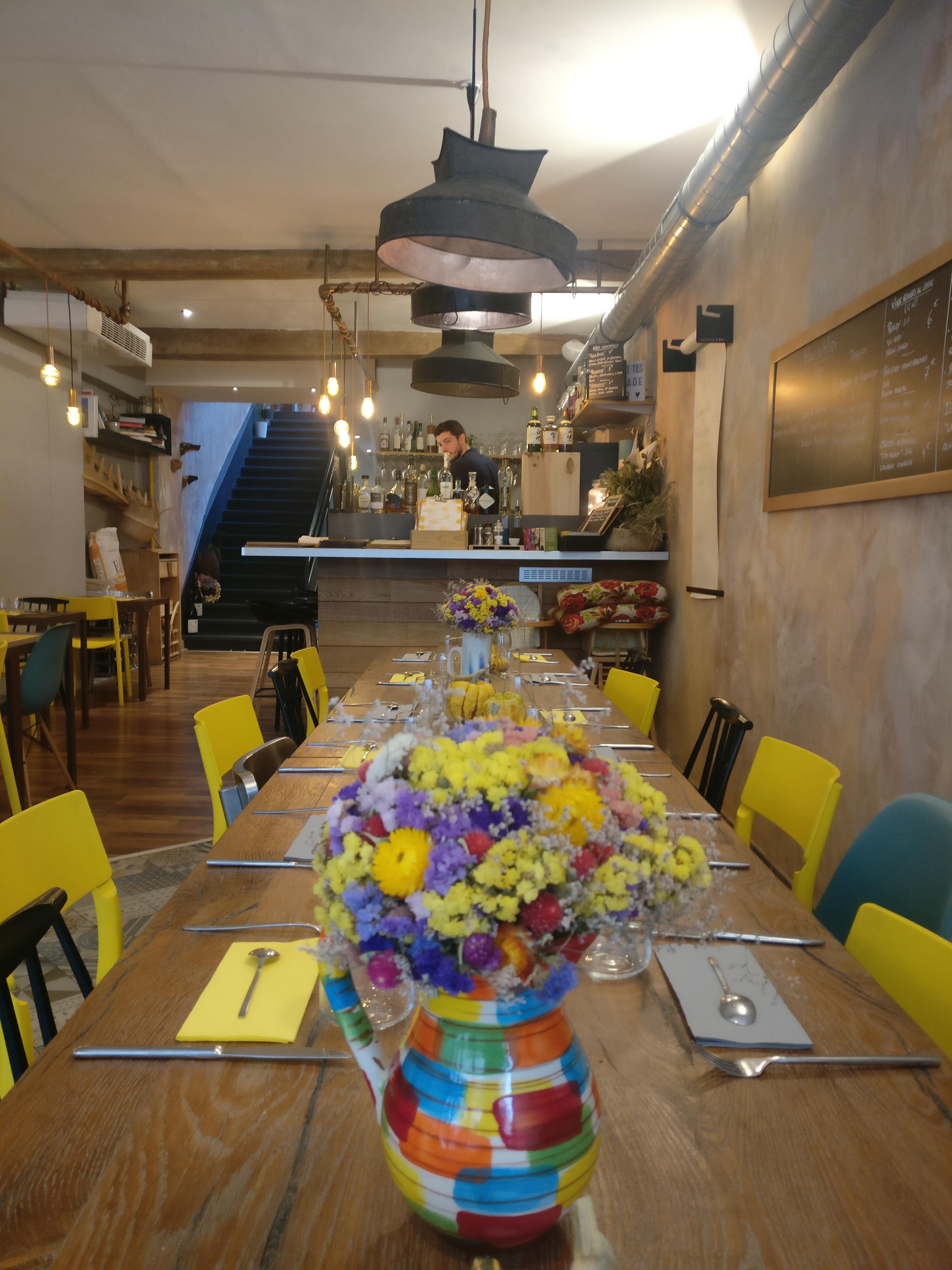 Restaurant les pôpiettes, Beaune cuisine simple et inventive
