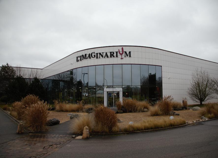 L'imaginarium, musée oenodivertissant en Bourgogne