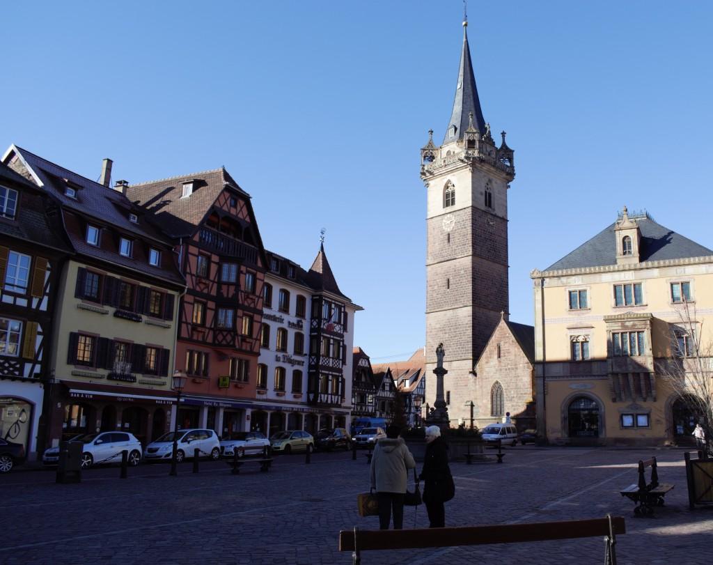 Petit cocktail pour un séjour oenotouristique réussie à Obernai, au coeur de l'Alsace